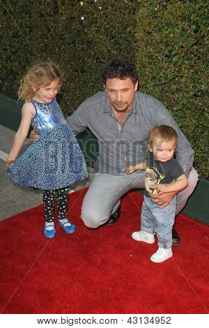 LOS ANGELES - MAR 10:  Jeremy Sisto arrives at the  10th Annual John Varvatos Stuart House Benefit at the John Varvatos Boutique on March 10, 2013 in West Hollywood, CA