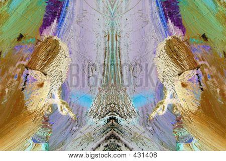 abstrakt Paint Hintergründe