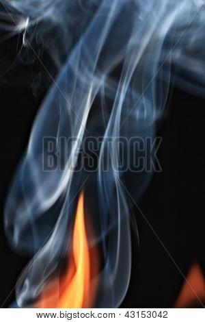 Flame And Smoke