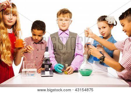 Class Biology Team