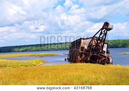 Suction Dredge In Michigan