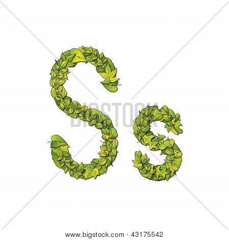 Leaf Font S