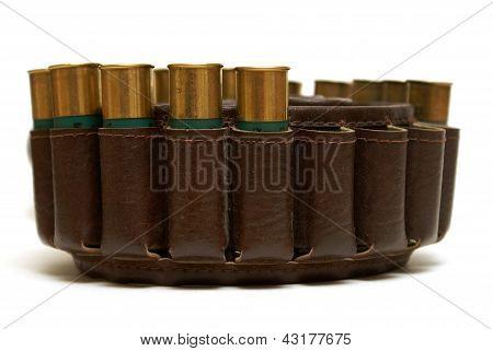 Shotgun Shell Bandoleer