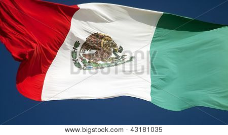 Country Flag of Mexico