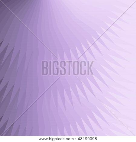Ventilador violeta fondo degradado