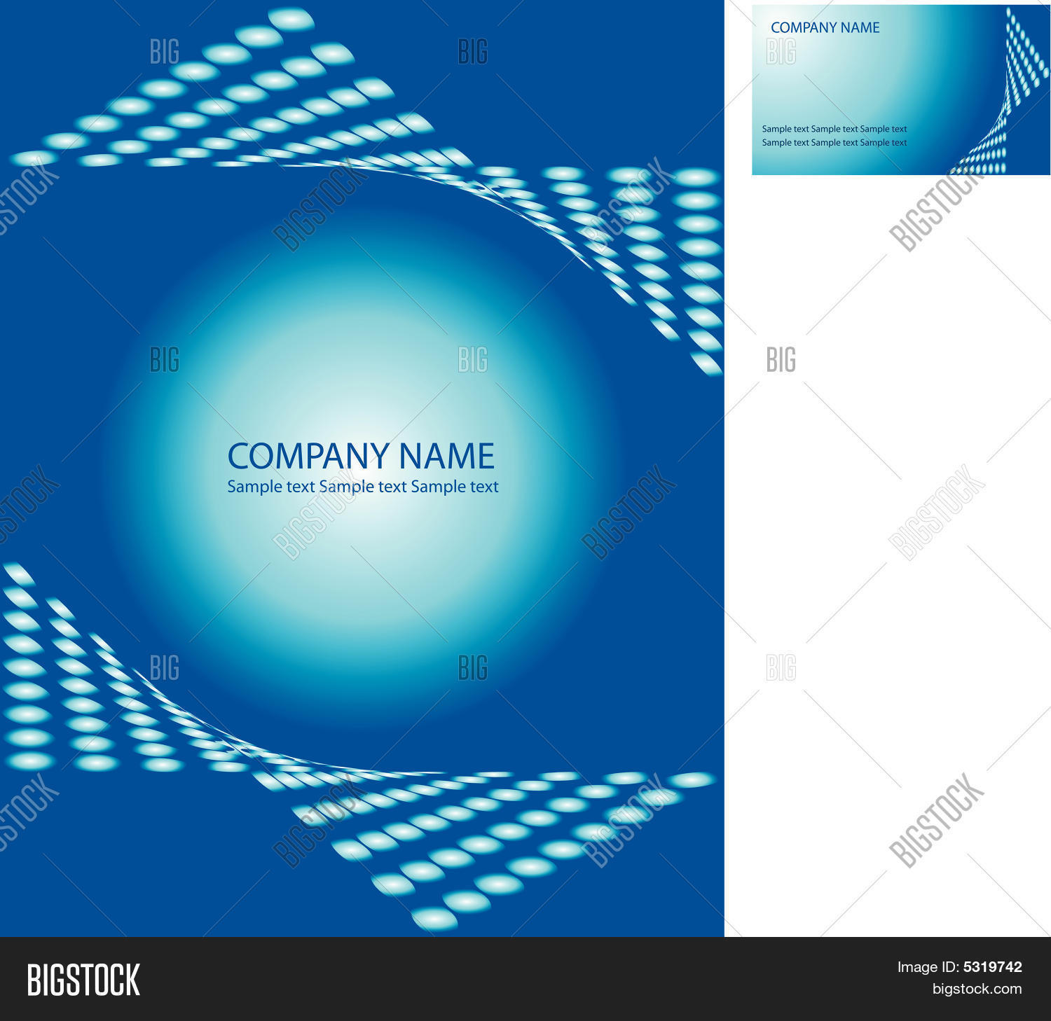 Book Cover Design Abstract : Abstract business book cover vector photo bigstock