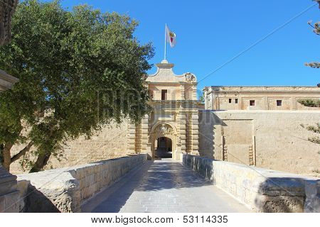 City Gate Mdina, Malta