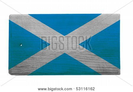 Scottish Cutting Board