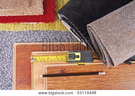 carpet flooring choice for interior