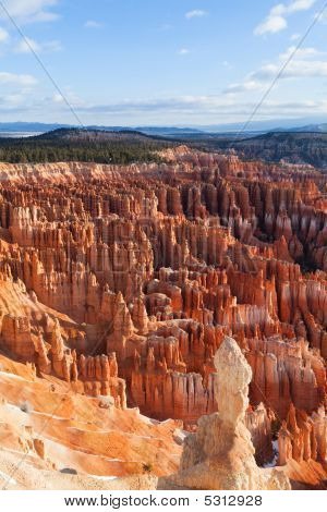 Bryce Canyon National Park Landscape