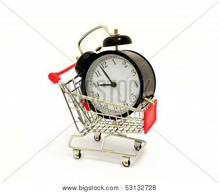 Time For Shopping