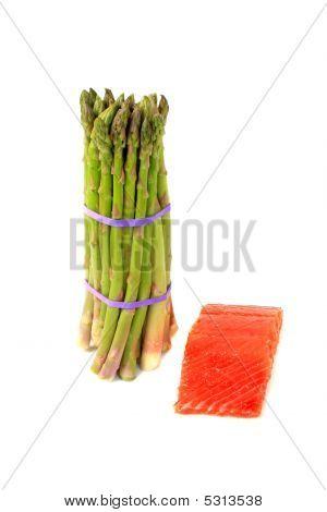Asparagus & Salmon