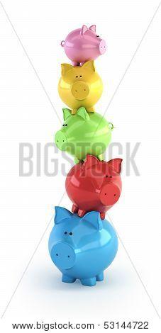 Balance Piggy