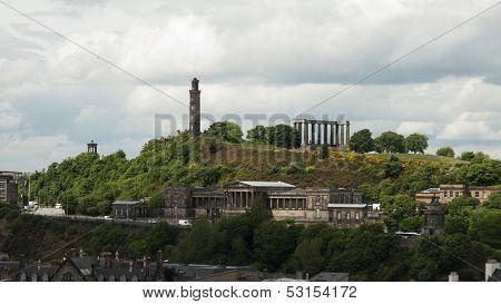 The Calton Hill, Edinburgh - Scotland