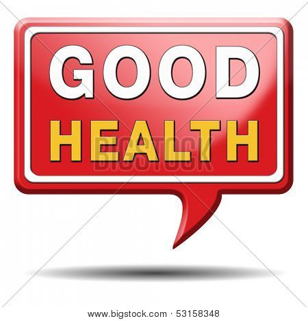 healthy life good health and vitality energy live healthy mind and body icon button