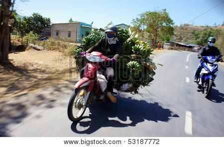 Transportation By Motorcycle