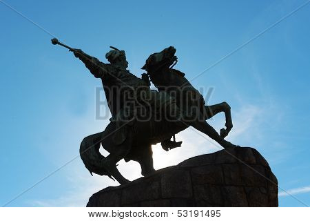 Bohdan Khmelnytsky monument