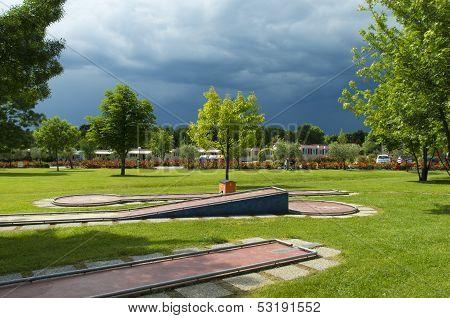 Mini Golf Park