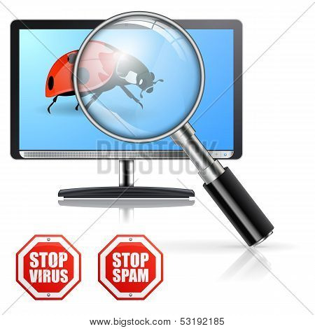 Protection From Viruses And Spam