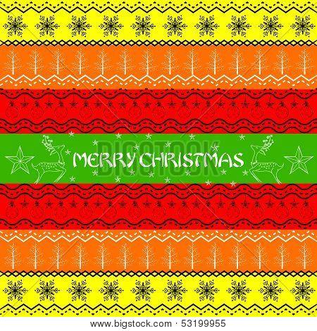 Christmas Decoration Boarder