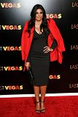 NEW YORK- OCT 29: Designer Rachel Roy attends the premiere of 'Last Vegas' at the Ziegfeld Theatre o