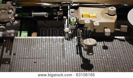 Vintage Chinese Typewriter