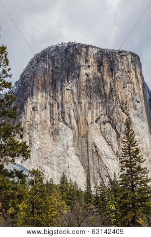 El Capitan - Yosemite Valley II