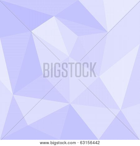 Vector wrapping flat surface pastel blue and grey mosaic background or decoration wallpaper.