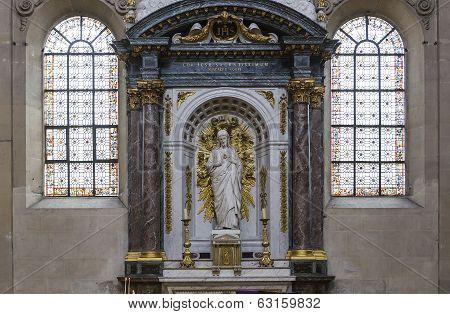 Saint-Paul Saint-Louis church, Paris, France