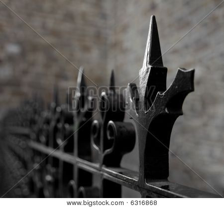 Pointy Fence