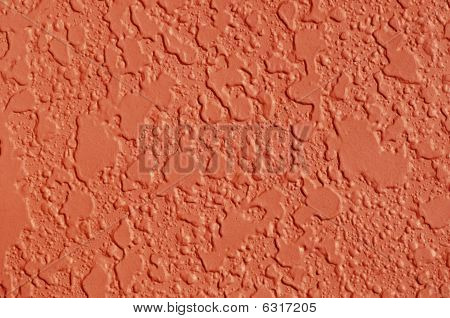 Closeup Photograph Of A Textured Wall