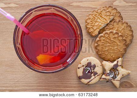 Lemonade And Cookies
