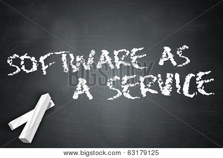 Blackboard Software As A Service