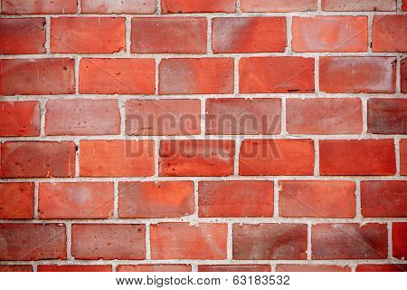 Vibrant Colorful Brick Wall Detailed Pattern