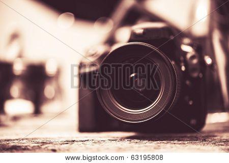 Digital Camera Vintage Grading