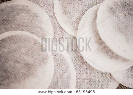 Circular Tea Bags