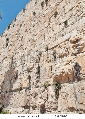 Old City Exterior Wall, Old City Jerusalem Israel