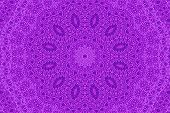 Abstract Lilac Pattern