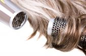 image of hair cutting  - photo of beautiful shiny healthy style hair - JPG