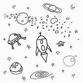 Space scetch