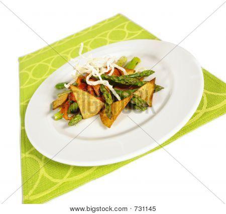 Asparagos Salad
