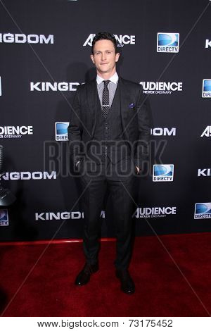 LOS ANGELES - OCT 1:  Jonathan Tucker at the