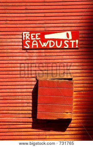 Free Sawdust