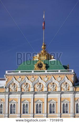 Moscow Kremlin Series. The Grand Kremlin Palace.