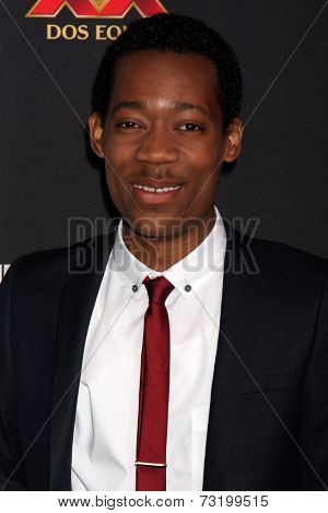 LOS ANGELES - OCT 2:  Tyler James Williams at the