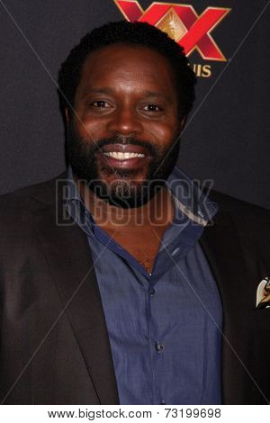 LOS ANGELES - OCT 2:  Chad L. Coleman at the