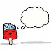pic of lolli  - ice lolly cartoon character - JPG