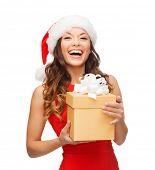 stock photo of christmas hat  - christmas - JPG