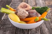 picture of stew pot  - beef stew - JPG