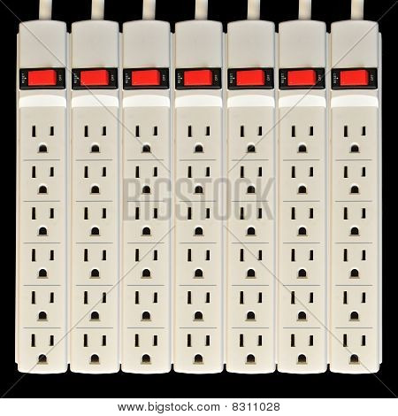 Surge Protector Electric Outlet